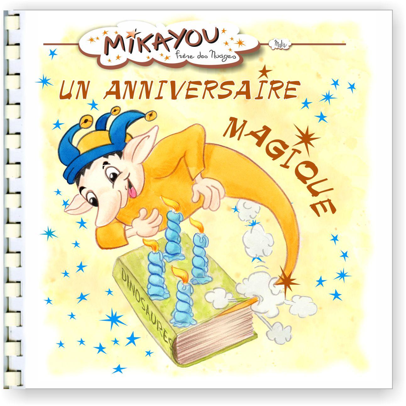 05 Anniversaire magique
